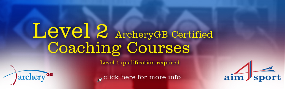 ArcheryGB Level 2 Coaching Course