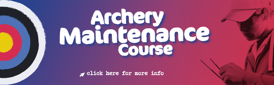 archery maintenence course