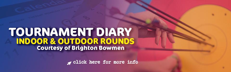 archery tournament diary
